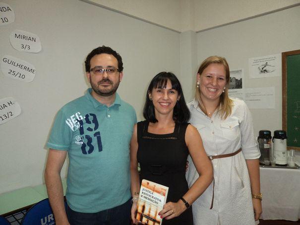 Evento foi organizado pelo mestrado em Direito da URI.
